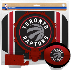 Toronto Raptors Slam Dunk Hoop Set