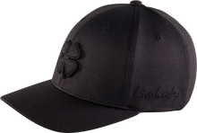 Load image into Gallery viewer, Rawlings Black Clover Blackout Fitted Hat