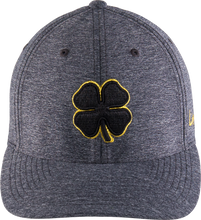 Load image into Gallery viewer, Rawlings Black Clover Gold Glove Fitted Hat
