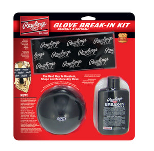 Rawlings Glove Break-In Kit
