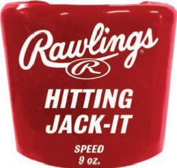 Hitting Jack-It Bat Weight 9oz.