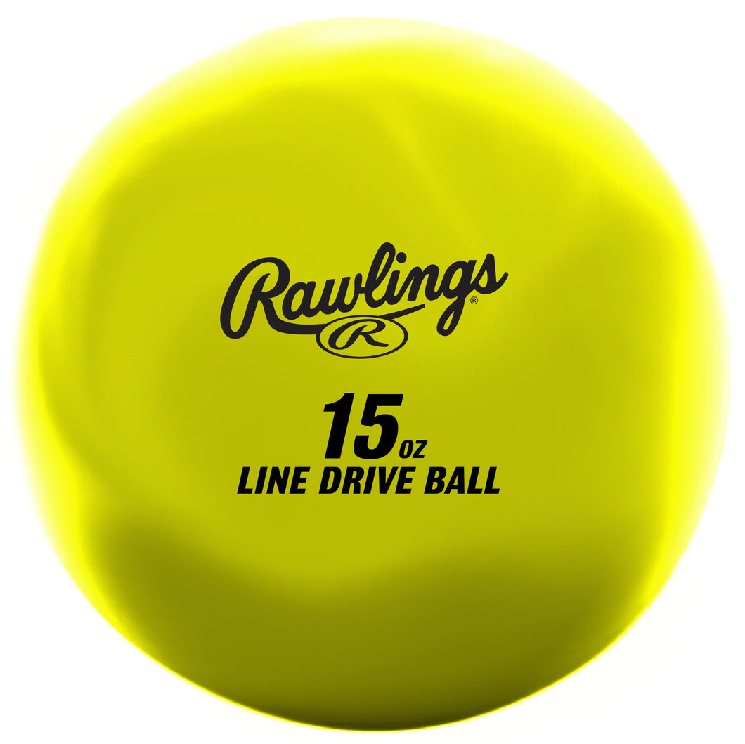 LINE-DRIVE TRAINING BALL
