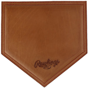 Rawlings Baseball Stitch Leather Mousepad