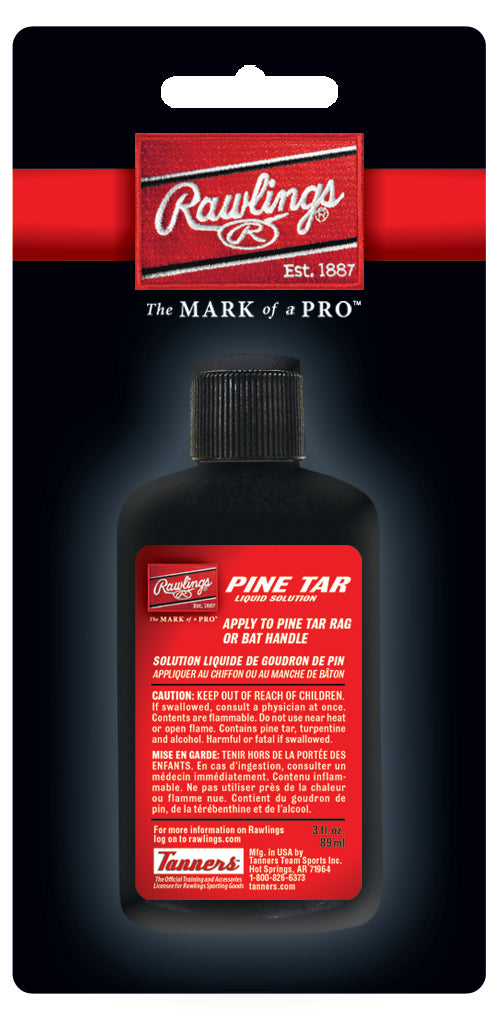 Rawlings Liquid Pine Tar (3 oz.)