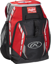 Load image into Gallery viewer, Rawlings R400 Backpack - Canadian Girls Baseball