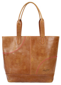 Rawlings Baseball Stitch Tote Bag -Large