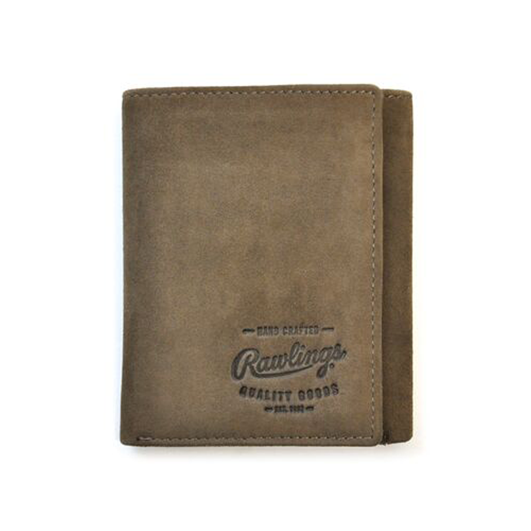 Rawlings Double Steal Tri-Fold Wallet