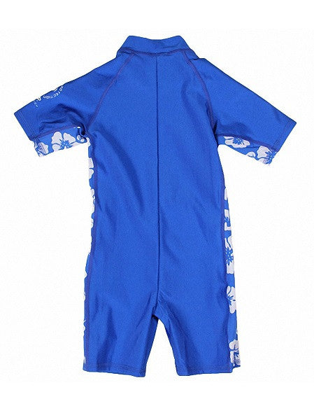 Body Glove Child's Blue Spring Suit