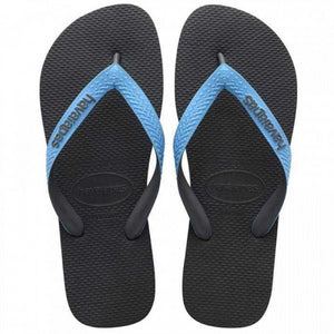 Havaianas Unisex Top Mix Grey Turquoise - shaymartian