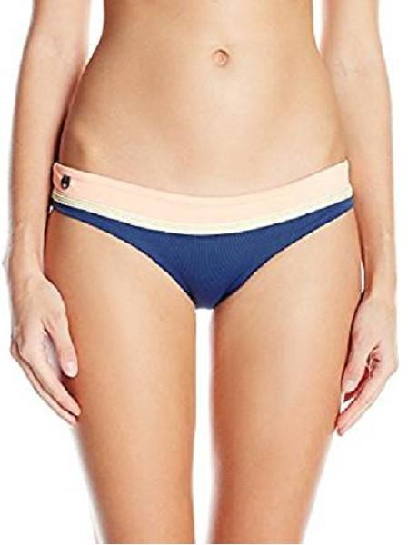 Maaji Swimwear Denim Collage Bikini Bottom - shaymartian