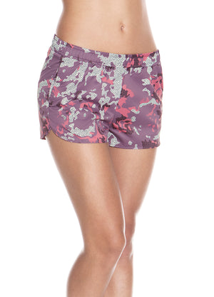 Maaji Boost Camo Fig Shorts - shaymartian