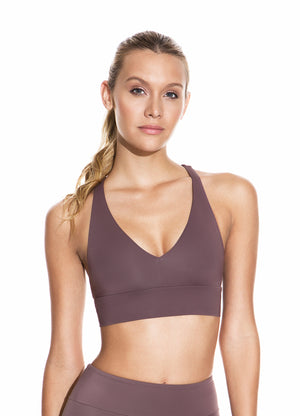 Maaji Whisper Fig Sports Bra - shaymartian