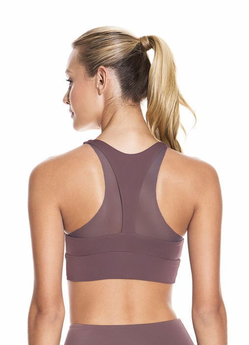 Maaji Whisper Fig Sports Bra