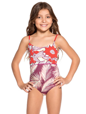 Maaji Currant Lollipop One-Piece Swimsuit - shaymartian