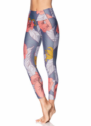 Maaji Dazeful Highbloom Granite Leggings - shaymartian