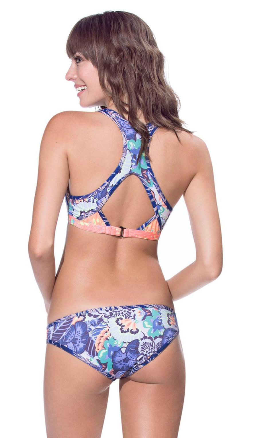 Maaji Swimwear Cruise Along Womens Sporty Top - shaymartian
