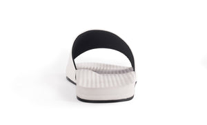 Indosole Women's ESSNTLS Slide Sea Salt - shaymartian