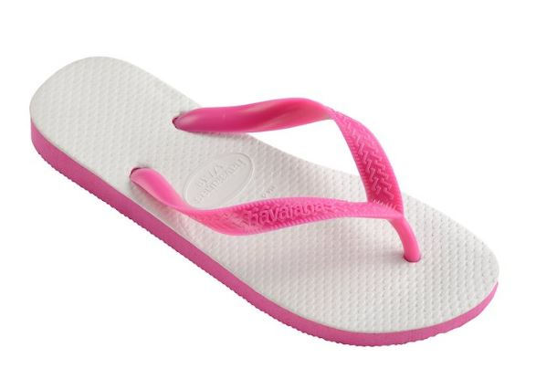 Havaianas Tradicional Hollywood Rose - shaymartian