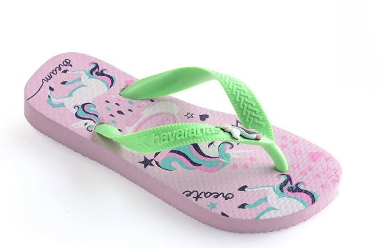 Havaianas Kids Fantasy Rose Quartz - shaymartian