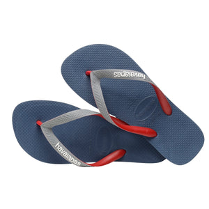 Havaianas Slipper Top Mix - Indigo/Blue - shaymartian