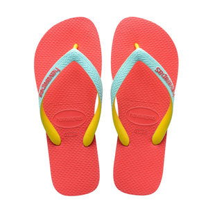 Havaianas Slipper Top Mix - Coral New - shaymartian
