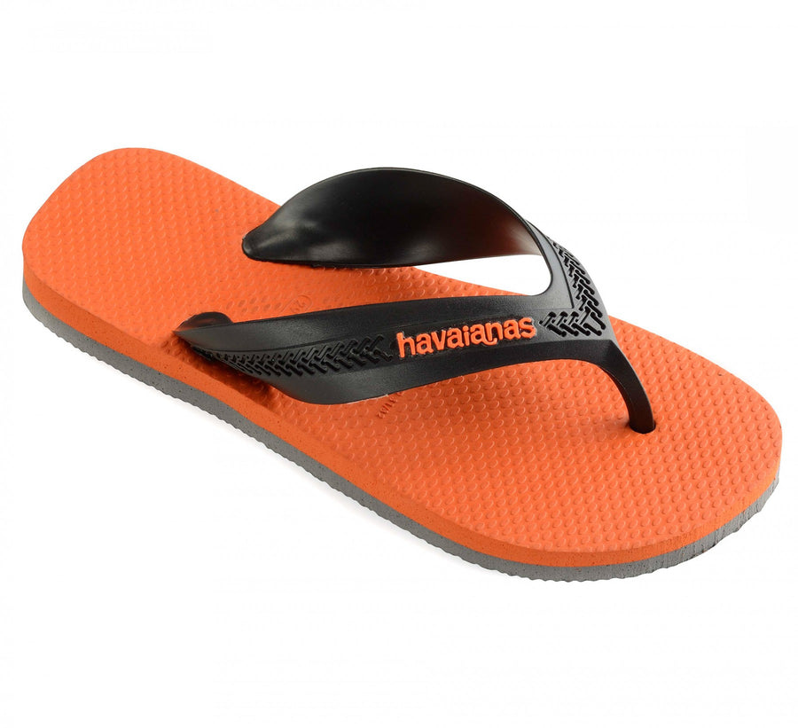 Havaianas Kids Max Neon Orange - shaymartian
