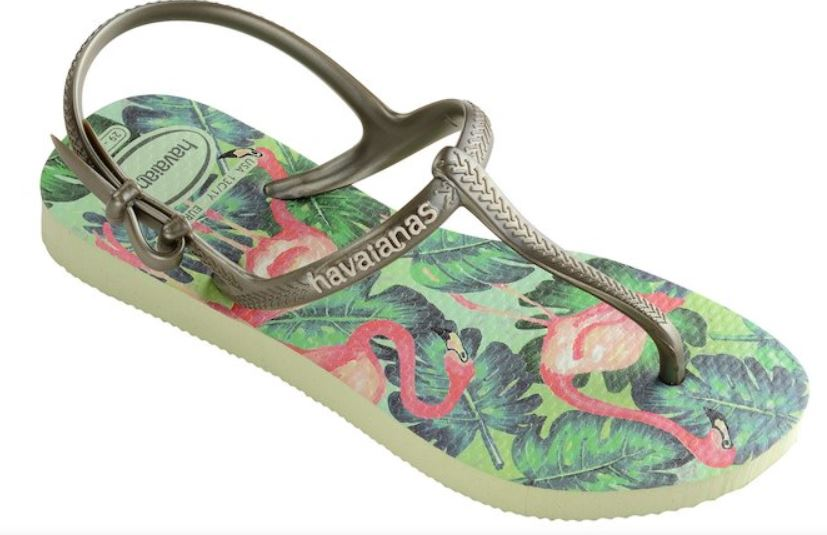 Havaianas Kids Freedom Print Apple - shaymartian