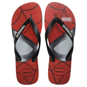 Havaianas Top Mens Marvel Black - shaymartian