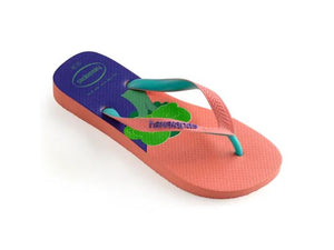 Havaianas Womens Top Cool Orange Cyber - shaymartian