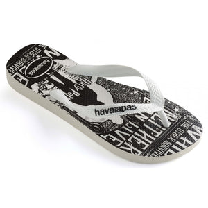 Havaianas Top Mens Harry Potter White - shaymartian