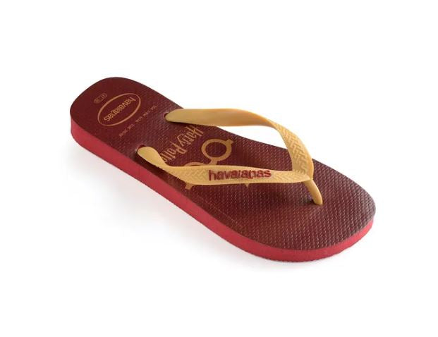 Havaianas Top Mens Harry Potter Red - shaymartian