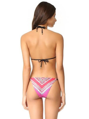Vitamin A Rousseau Gia Triangle Bikini Top