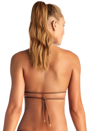 Vitamin A Gia Wrap Top (Removable Pads) - shaymartian