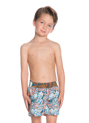 Maaji Hey Hey Short Trunk for Boys - shaymartian