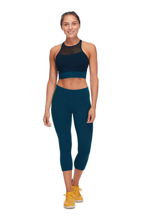 Body Glove Work It Capri Legging - shaymartian