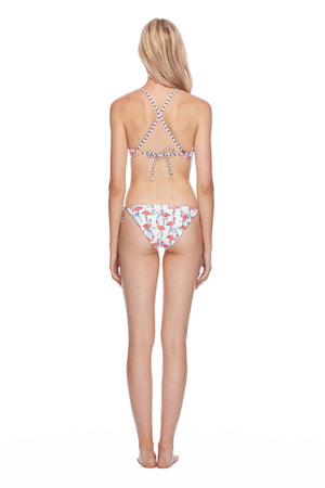 Body Glove Freedom Tie Side Iris Bikini Bottom - shaymartian