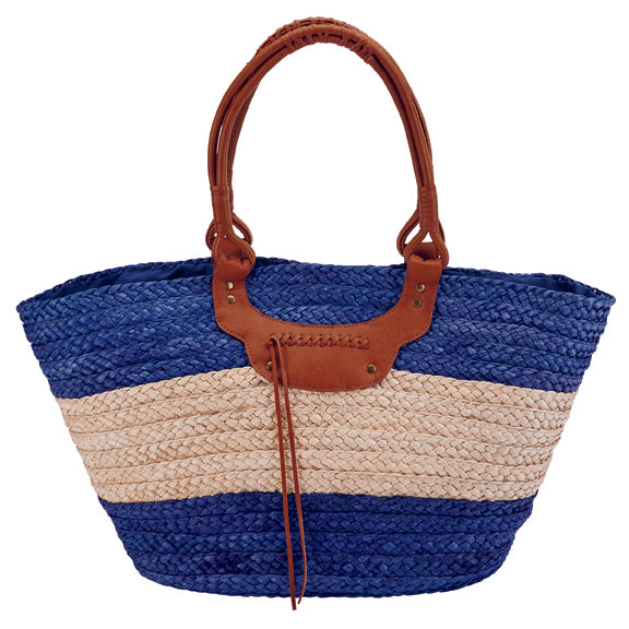 San Diego Color Block Tote Bag