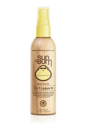 SUN BUM 3 in 1 Leave In 4 oz - shaymartian