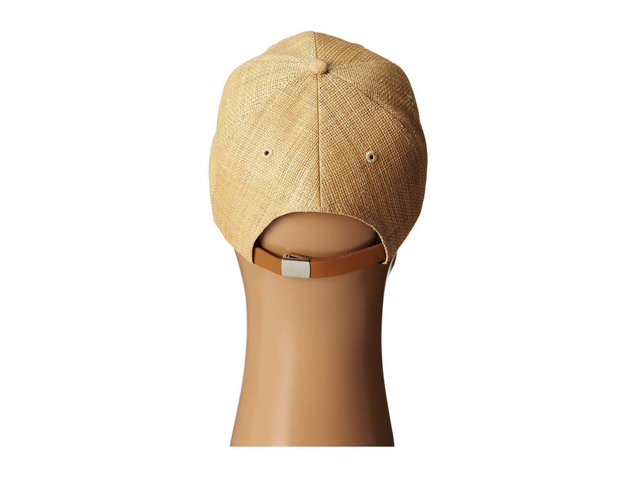 San Diego Women's Ball Cap with Leather Adjustable Back - shaymartian
