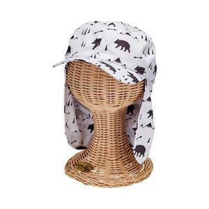 San Diego Kid's All Over Print Cap with Neck cover - shaymartian