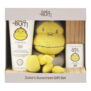 SUN BUM BABY BUM DUKE'S SUNSCREEN GIFT SET - shaymartian
