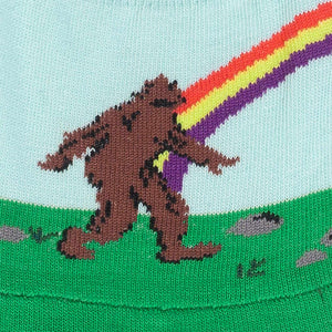 Sock it to me No Show: Sasquatch Crossing (Small)