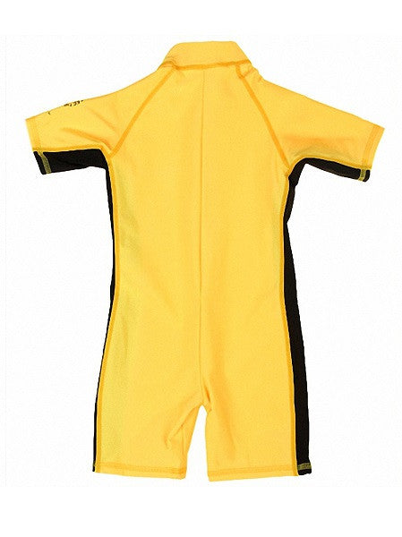 Body Glove Child's Yellow Spring Suit - shaymartian
