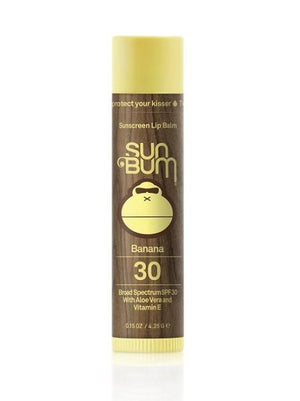 Sun Bum Banana Lip Balm