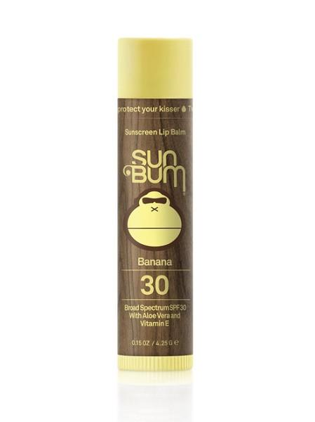 Sun Bum Banana Lip Balm - shaymartian