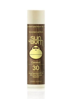 Sun Bum Coconut Lip Balm - shaymartian