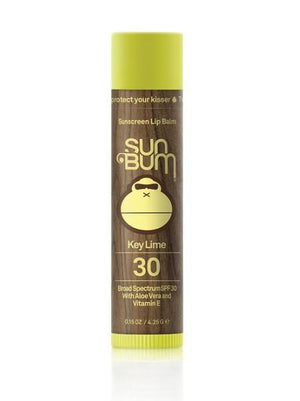 Sun Bum Key Lime Lip Balm - shaymartian