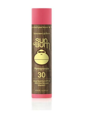 Sun Bum Pomegranate Lip Balm