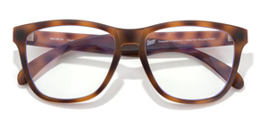 Sunski Classic Blue Light Tortoise/Clear
