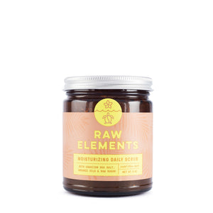 Raw Elements Moisturizing Daily Scrub - shaymartian